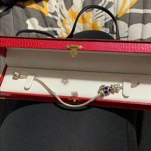 Pandora Bracelet worn twice!